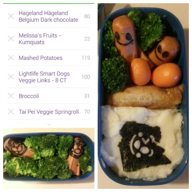 Day 15 30 days of vegan bento