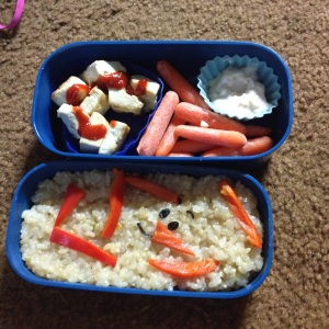Nancy's First Bento
